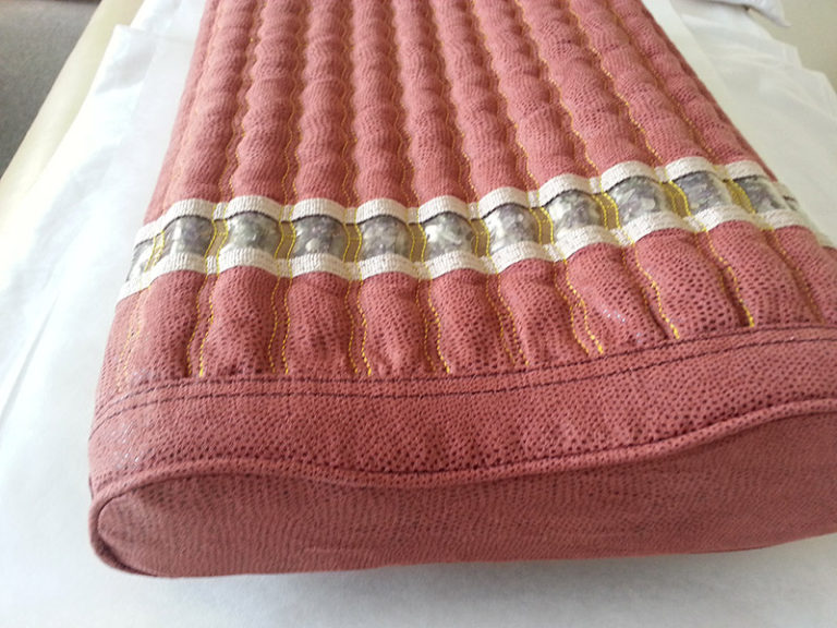 Jade Gem Therapy Pillow Photo 4