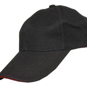 migraine cap black