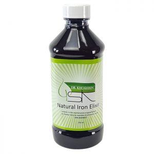 Natural Iron Elixir Photo 2020
